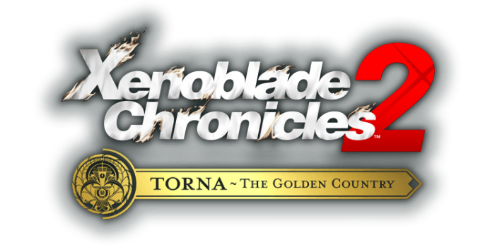 Xenoblade Chronicles 2: Torna - The Golden Country Logo